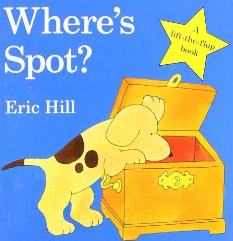 Where's spot-book-libro-erichill-lectura-leer-educacion-habitos-maternidad