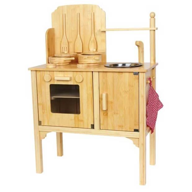 Cocina-bambu