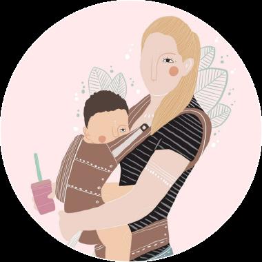 Madre Soltera Por Sotresa, Blog para madres solteras